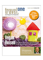 Pressespiegel - travel one cover