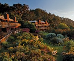 The Stanford Inn by the Sea, California, Mendocino