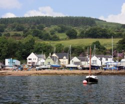 Stonewater House Vegan Bed and Breakfast, Scotland, Lamlash, ​Isle of Arran