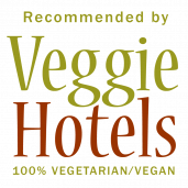 Image of Veggie Hotels Recommended Plaque